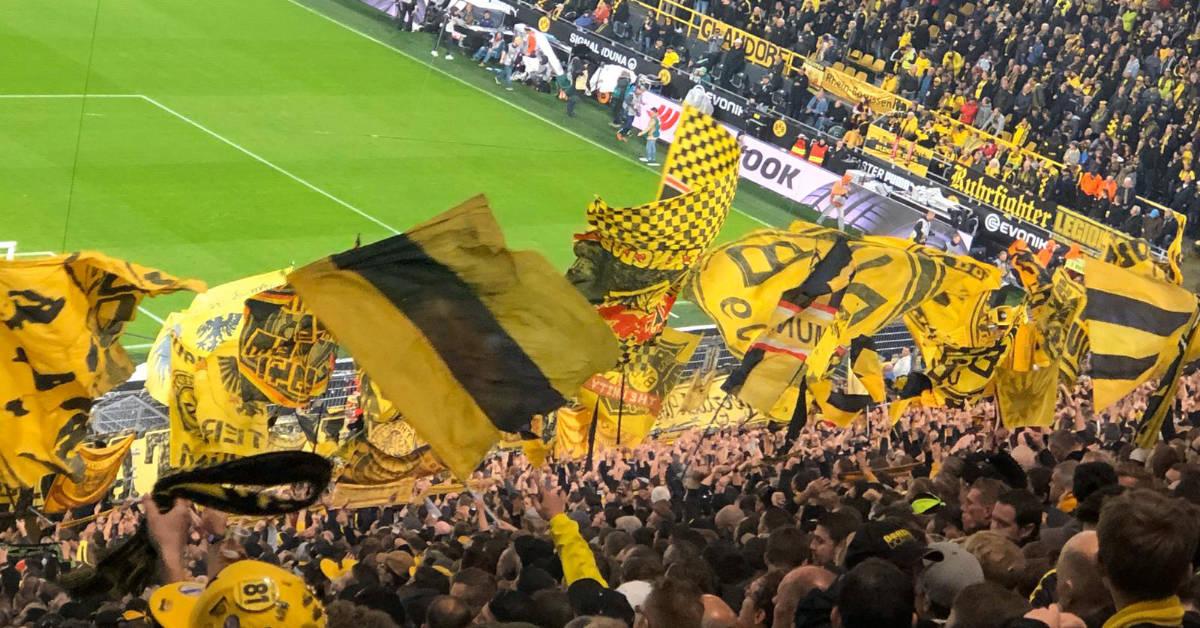 """""""Es gibt nur eine Borussia"""""""