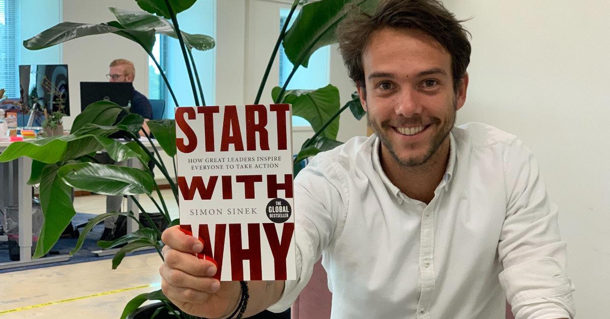 De Golden Circle van Simon Sinek: 'begin met 'waarom''