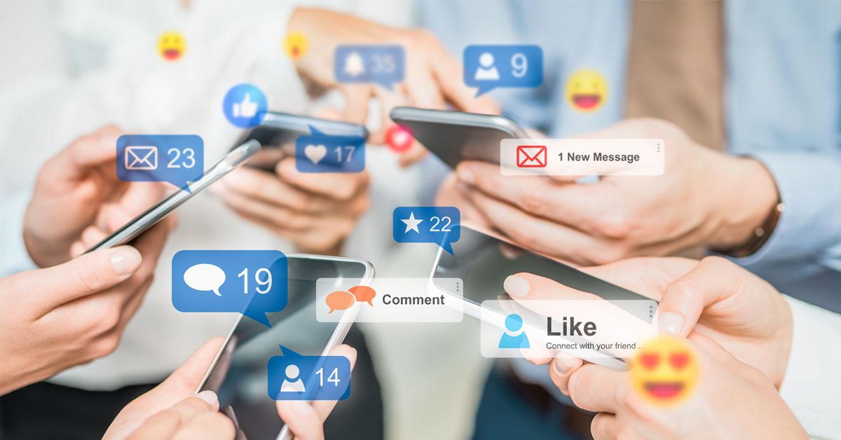 Wat doet social media in 2021?