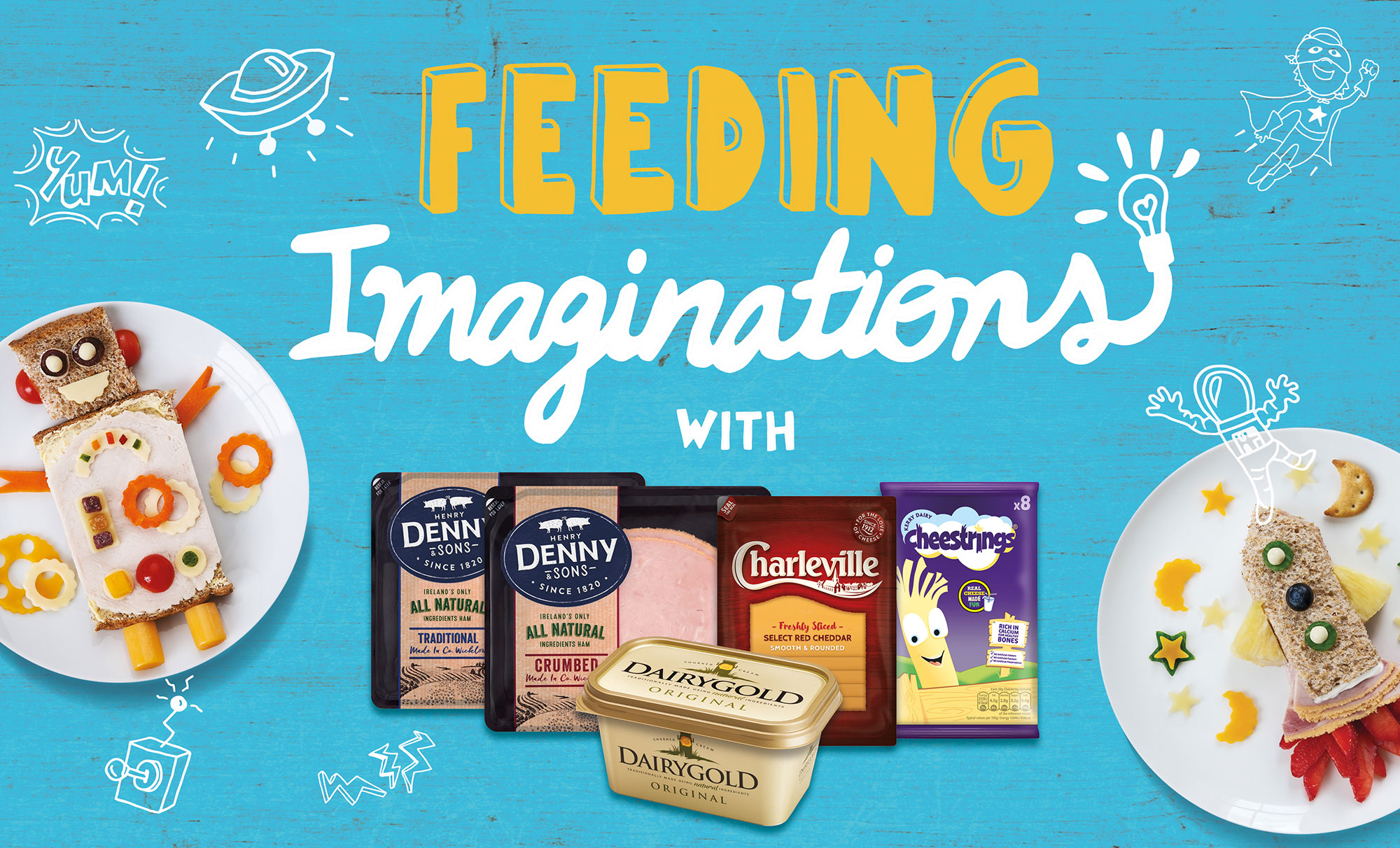 Kerry Foods Feeding Imaginations