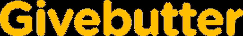Givebutter Text Logo