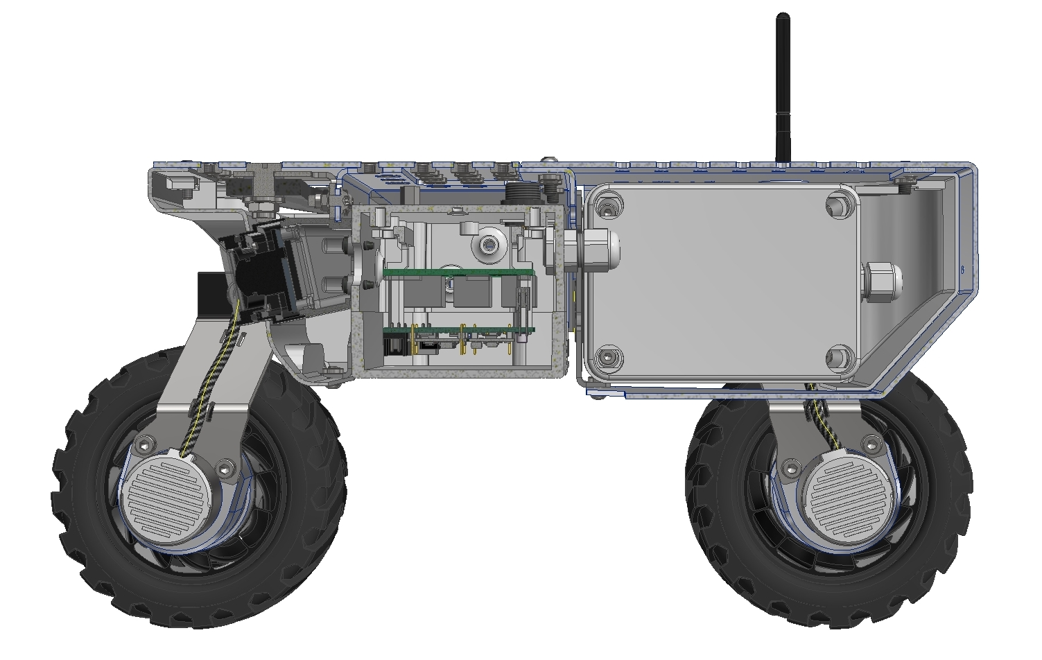 open source rover raspberry