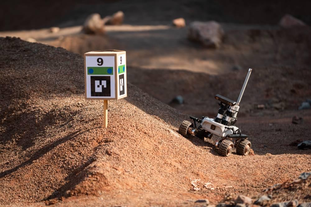 leo rover european rover challenge