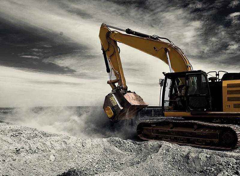 Screening Technology and Amphibious Excavators | REMU