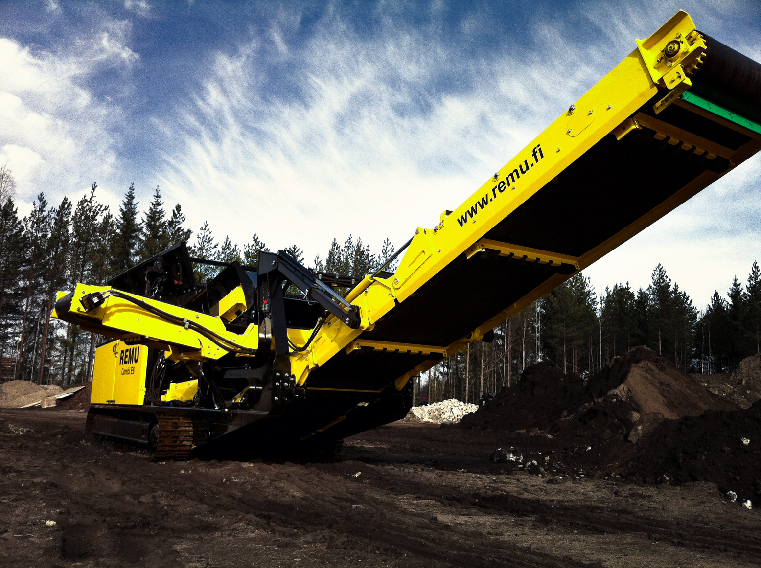 Amphibious Excavator Brochure Download