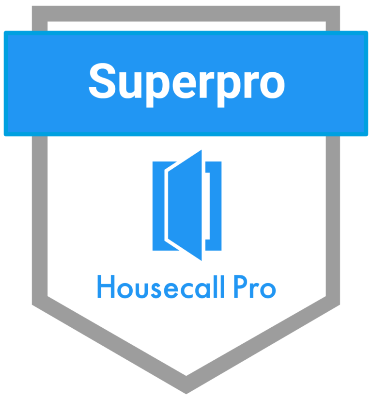 oc best cleaning service is a superpro company on housecall pro