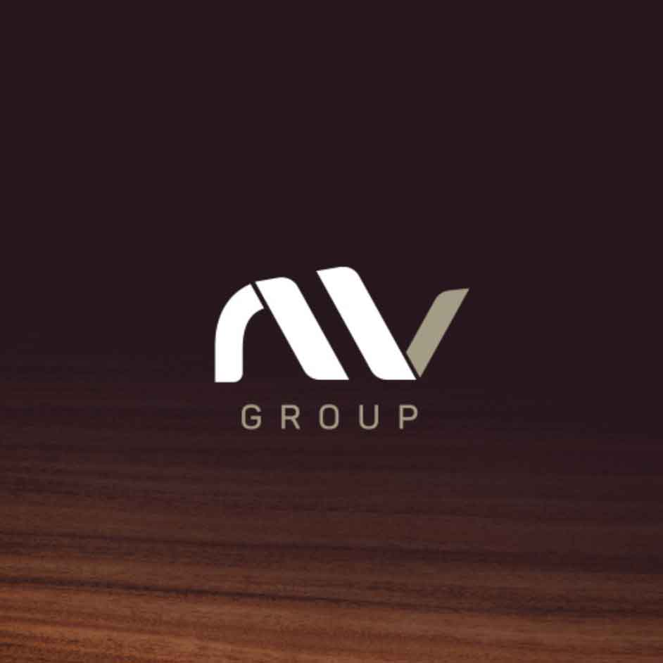 Branding and graphic design for NV Group Builders in Subiaco