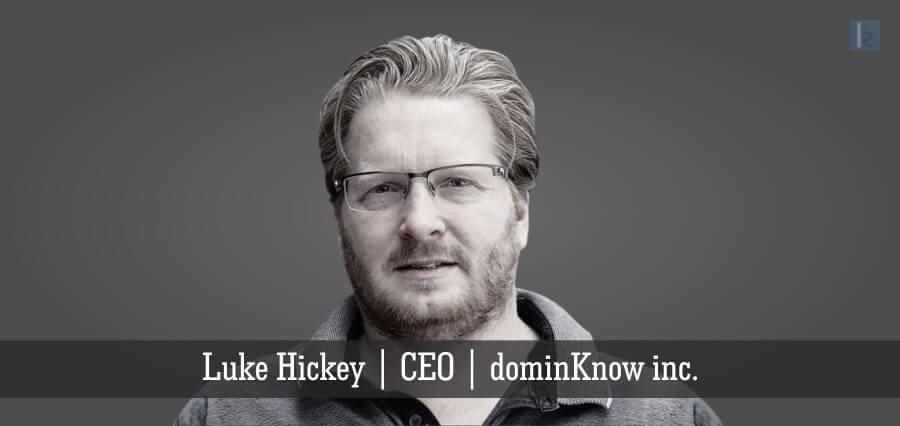 Luke Hickey, CEO