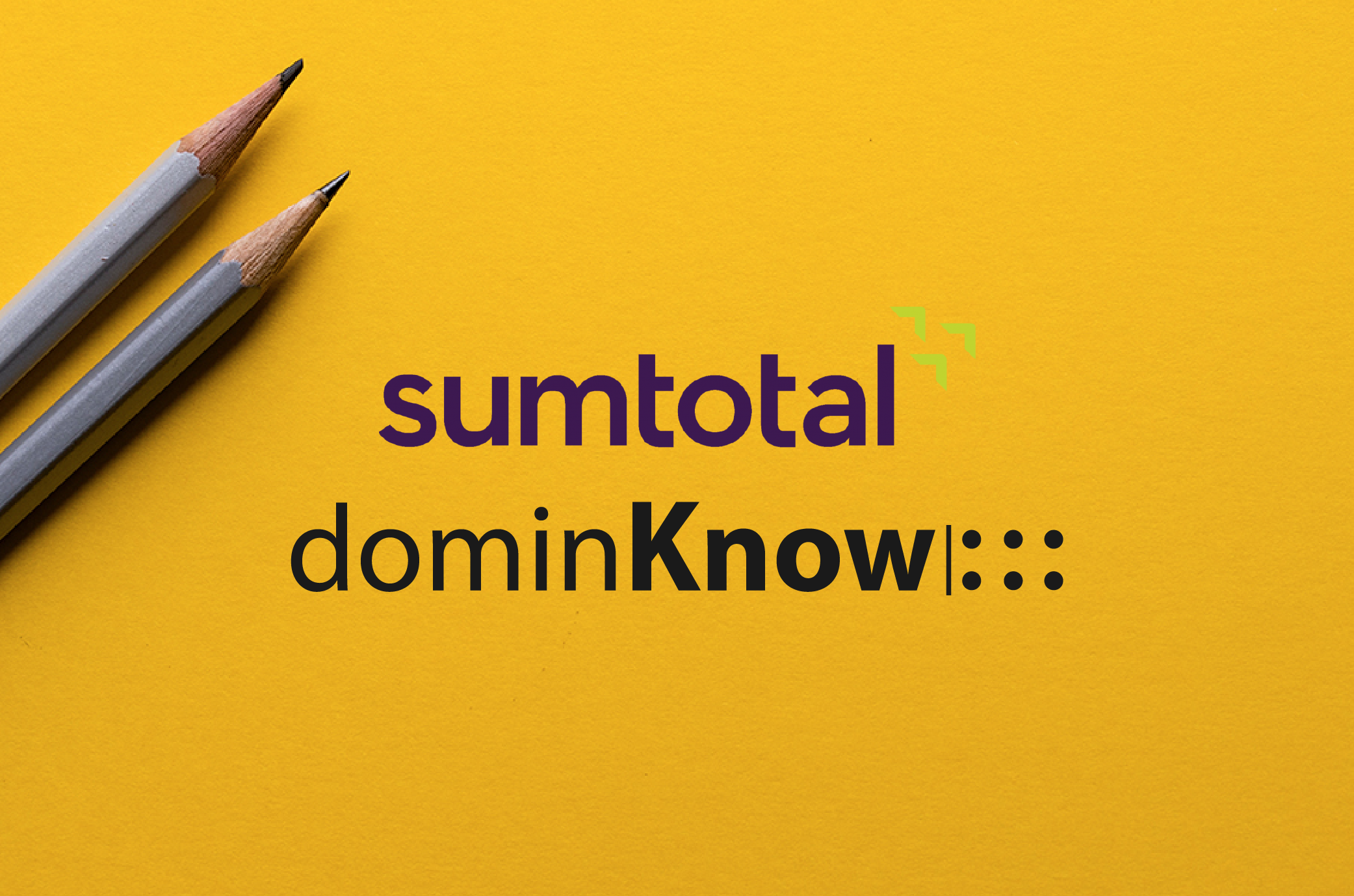 SumTotal and dominKnow Expand Partnership