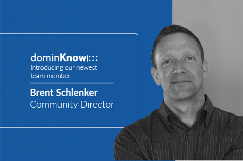 Brent Schlenker As New Community Manager