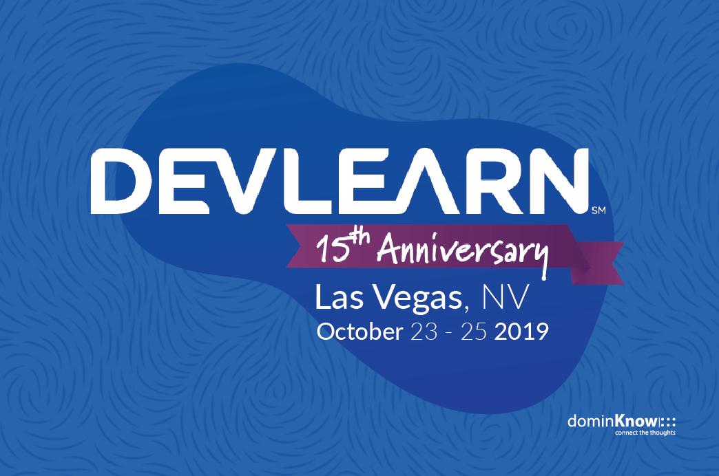 DevLearn 2019