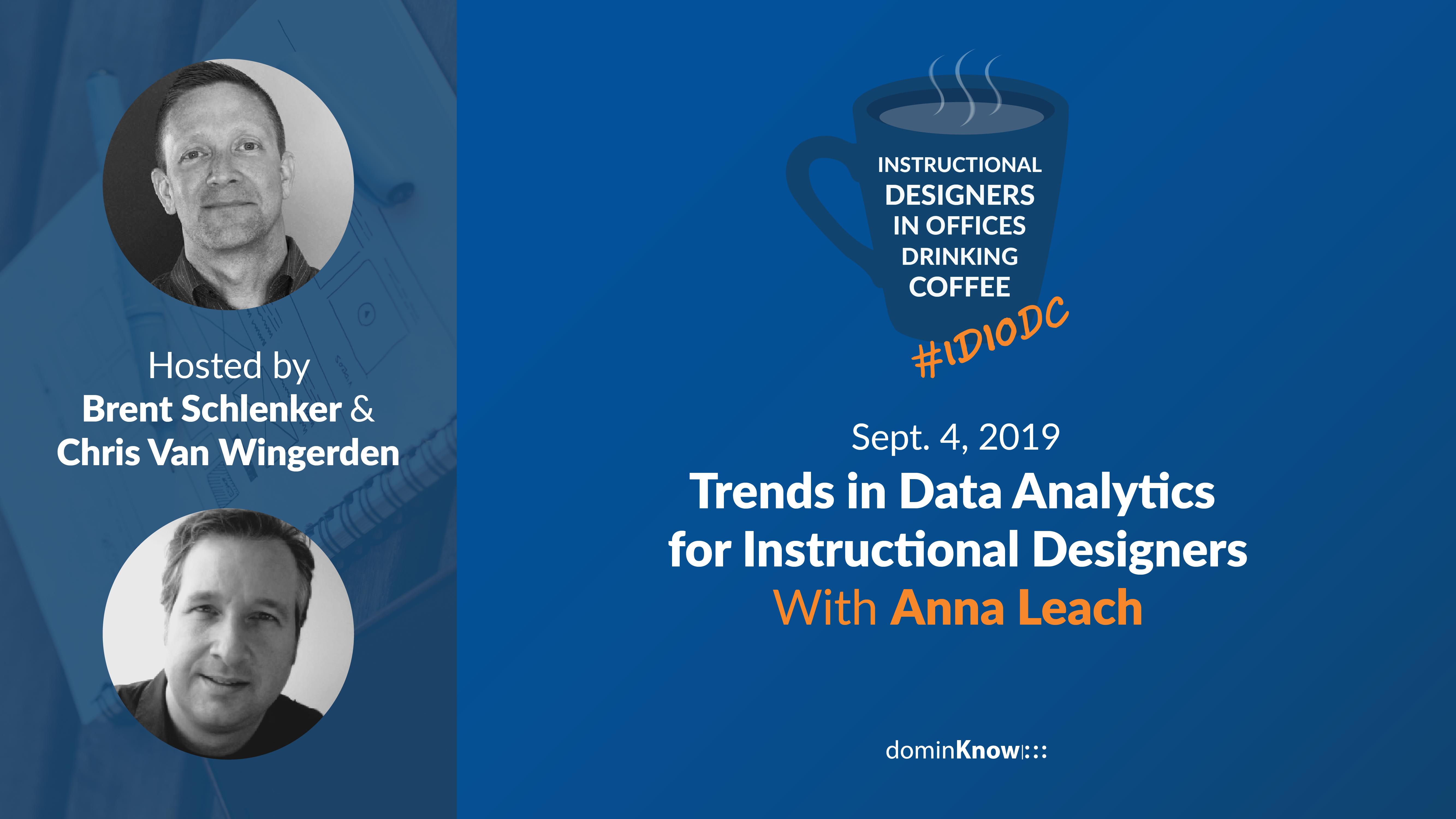 Trends in data analytics
