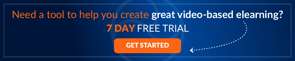 Free trial of dominKnow   ONE for video-based elearning