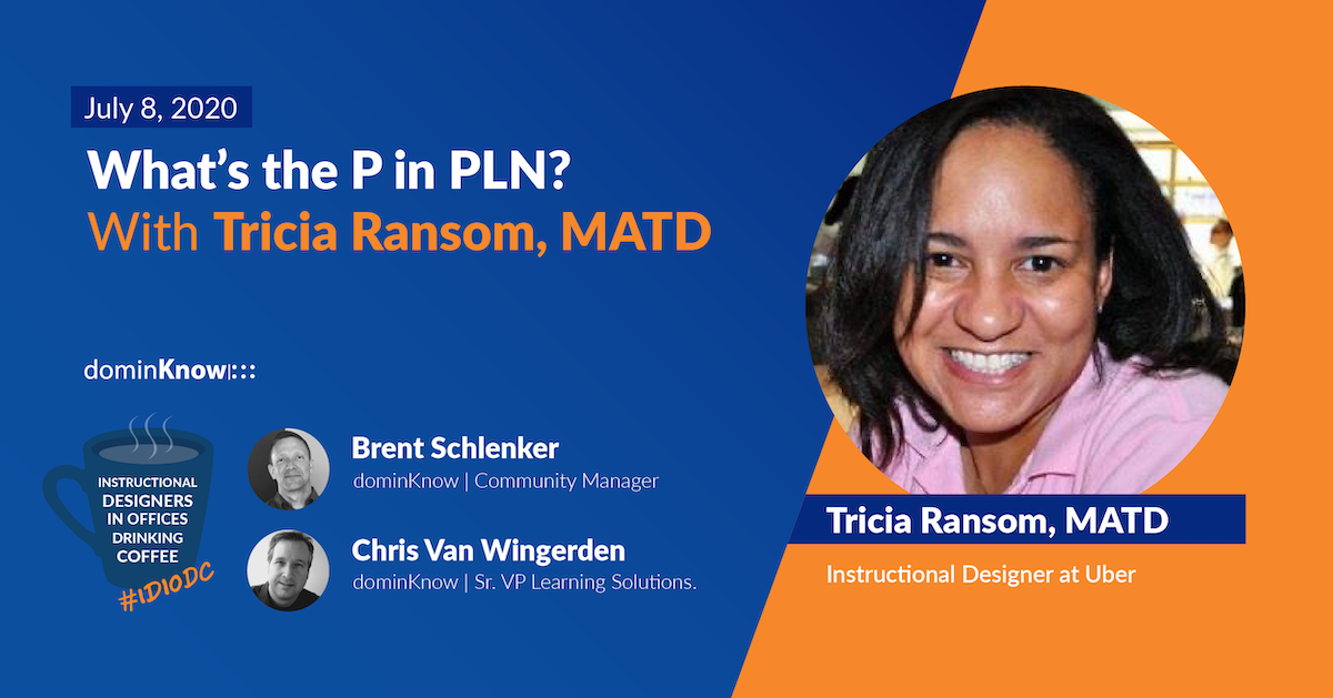 "What's the ""P"" in PLN? With Tricia Ransom"