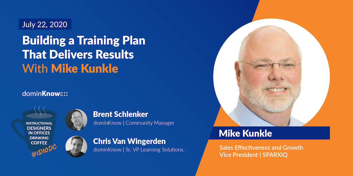 Building a Training Plan that Delivers Results With Mike Kunkle