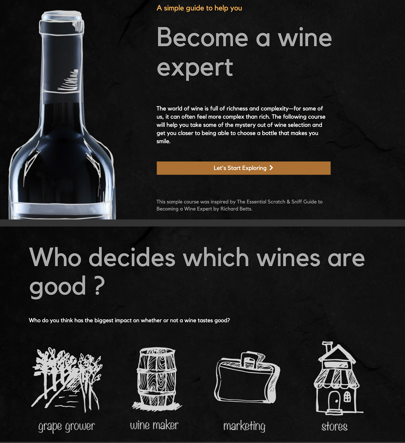 Become a Wine Expert screenshots