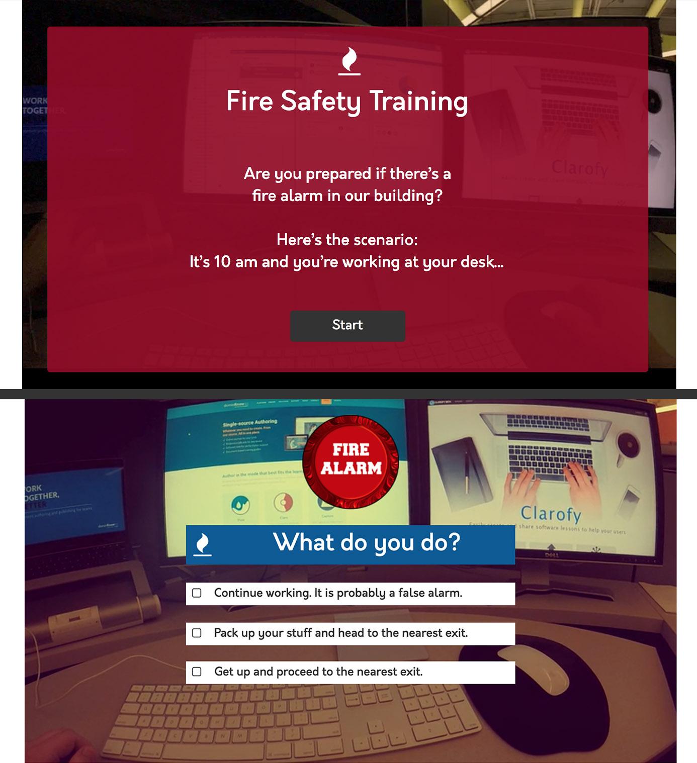 Fire Safety screenshots