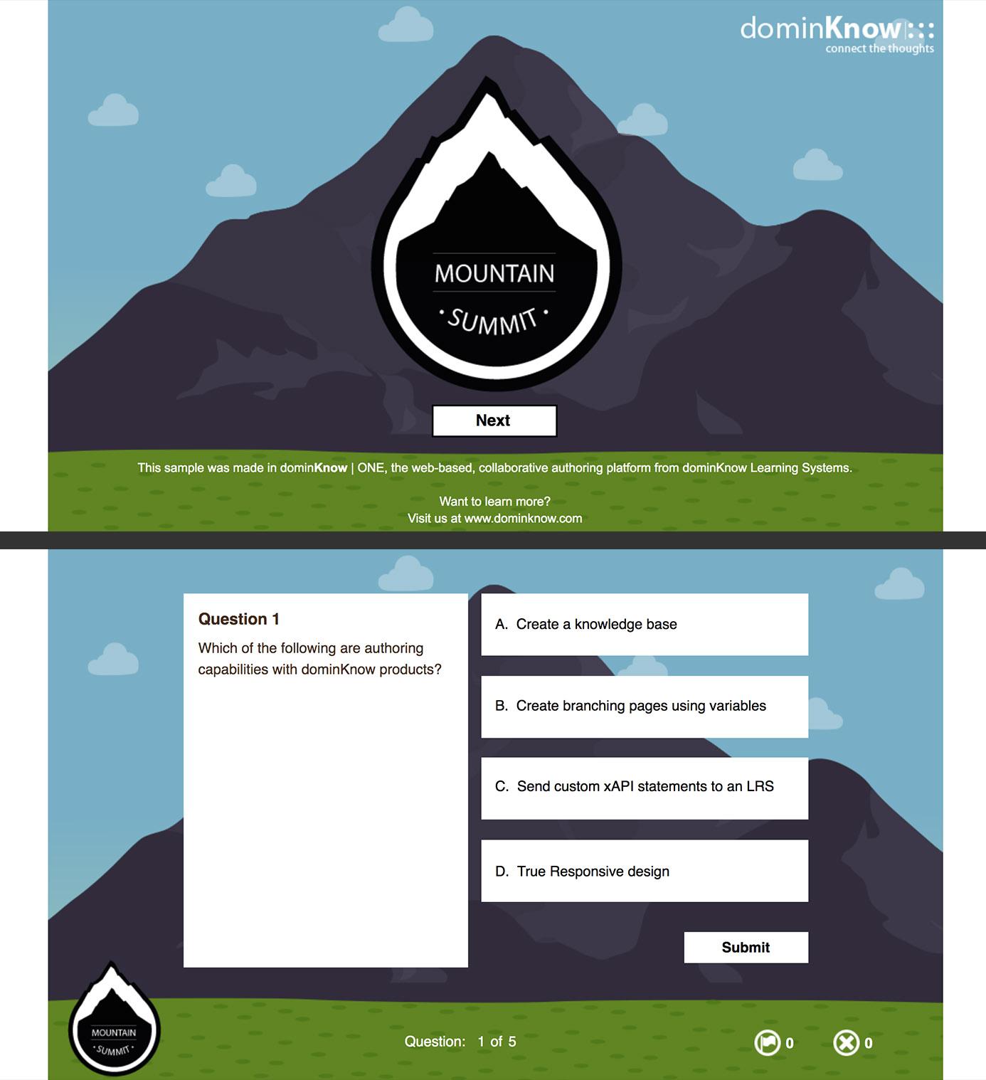 Mountain Summit screenshots