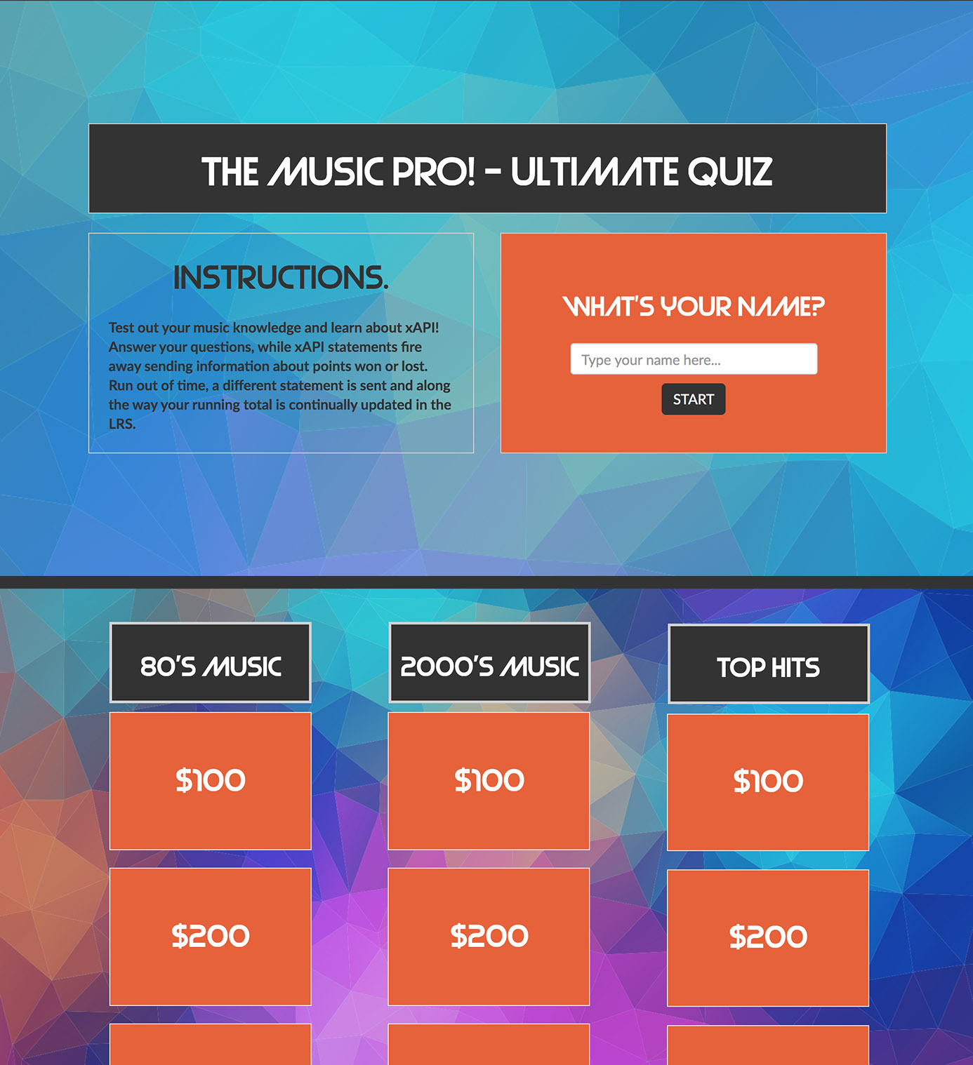 The Music Pro! Ultimate Quiz screenshots