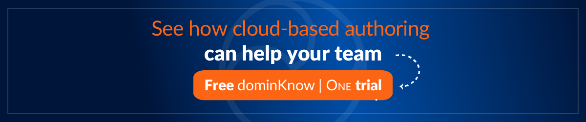 Cloud-based Authoring Tool Free Trial