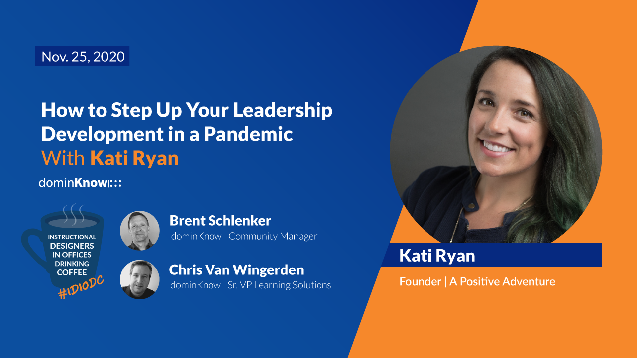 How to Step Up Your Leadership Development in a Pandemic