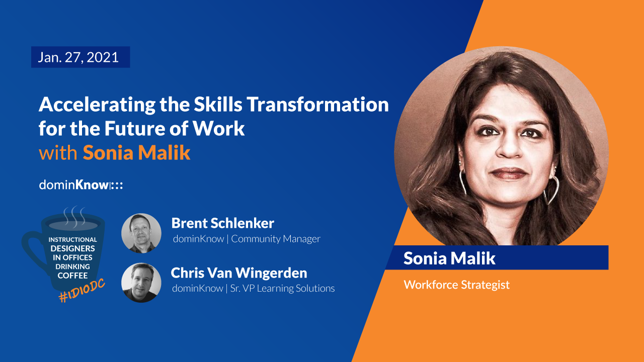 Accelerating the Skills Transformation for the Future of Work with Sonia Malik