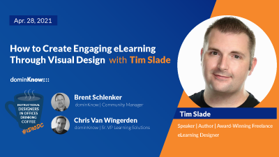 How to Create Engaging eLearning Through Visual Design with Tim Slade