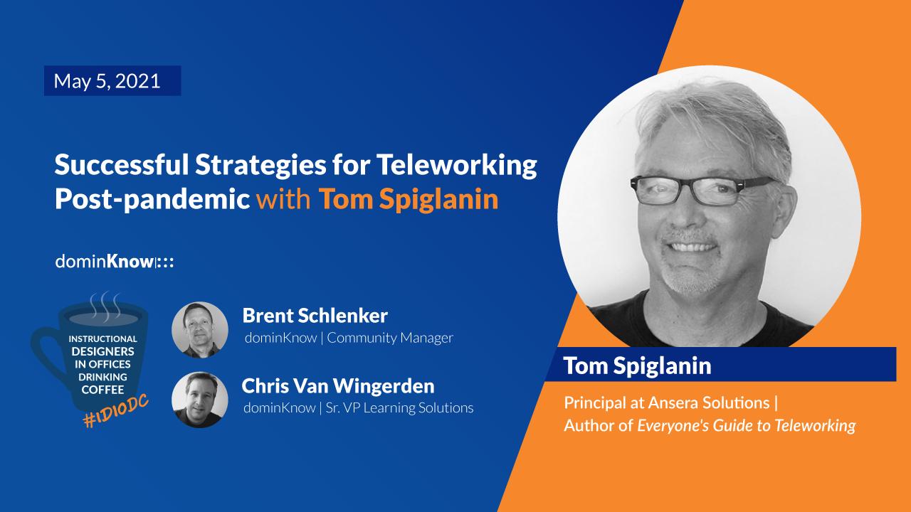 Successful Strategies for Teleworking Post-pandemic