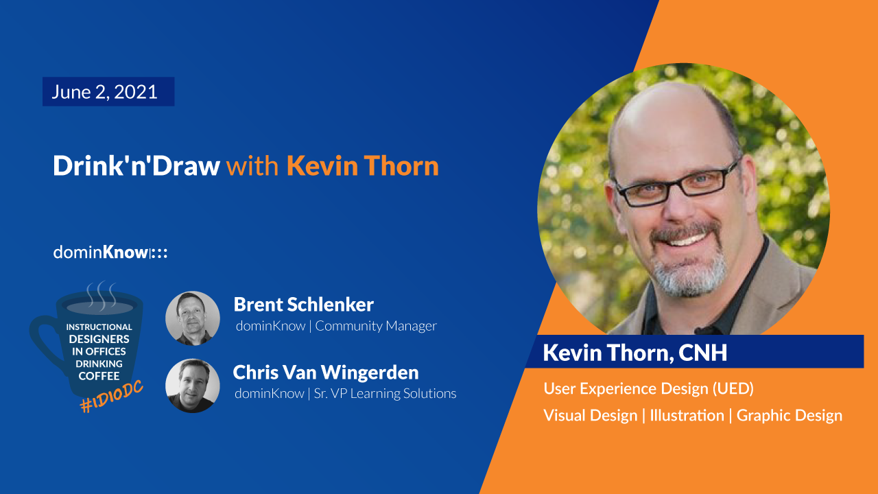 Drink'n'Draw with Kevin Thorn
