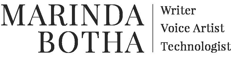 Marinda Botha Logo