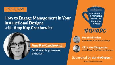 Amy Kay Czechowicz joined #IDIODC.