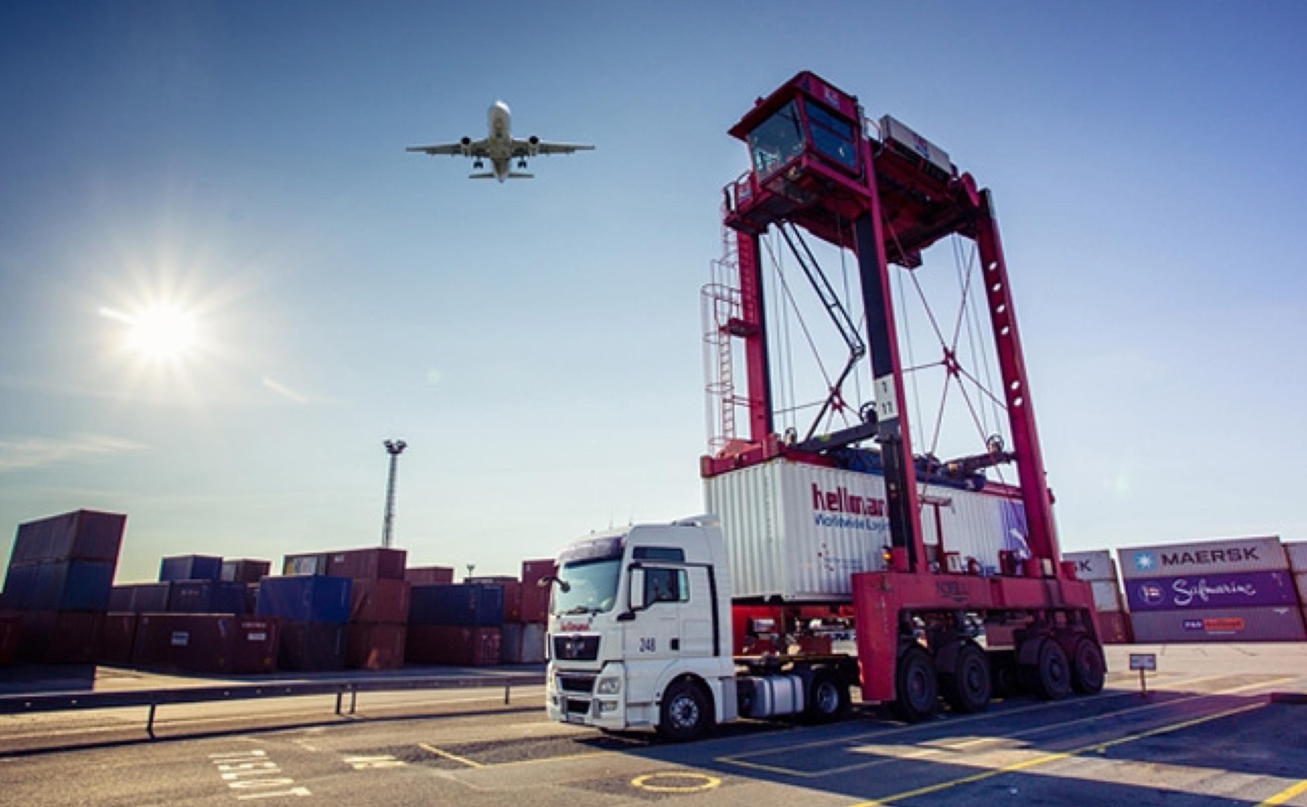 Resultado de imagen para Hellmann Worldwide Logistics