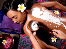 Be Cleopatra Treatment by Woman and Woman Spa
