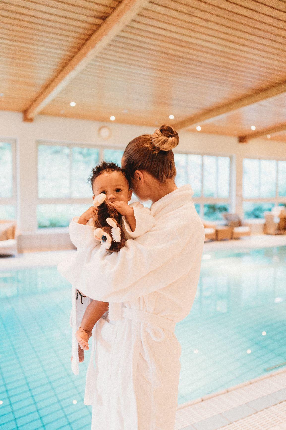 spa untuk anak dan baby
