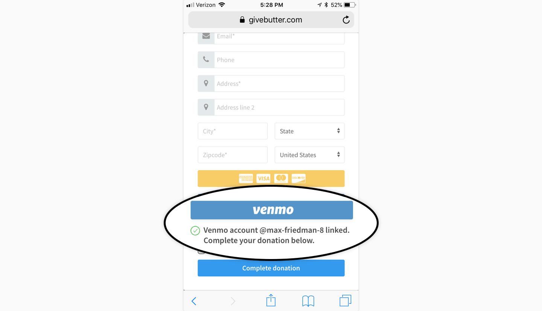 What Websites Accept Venmo