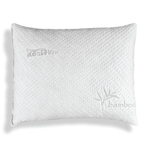 Slim Xtreme Comforts Shredded Memory Foam Pillow