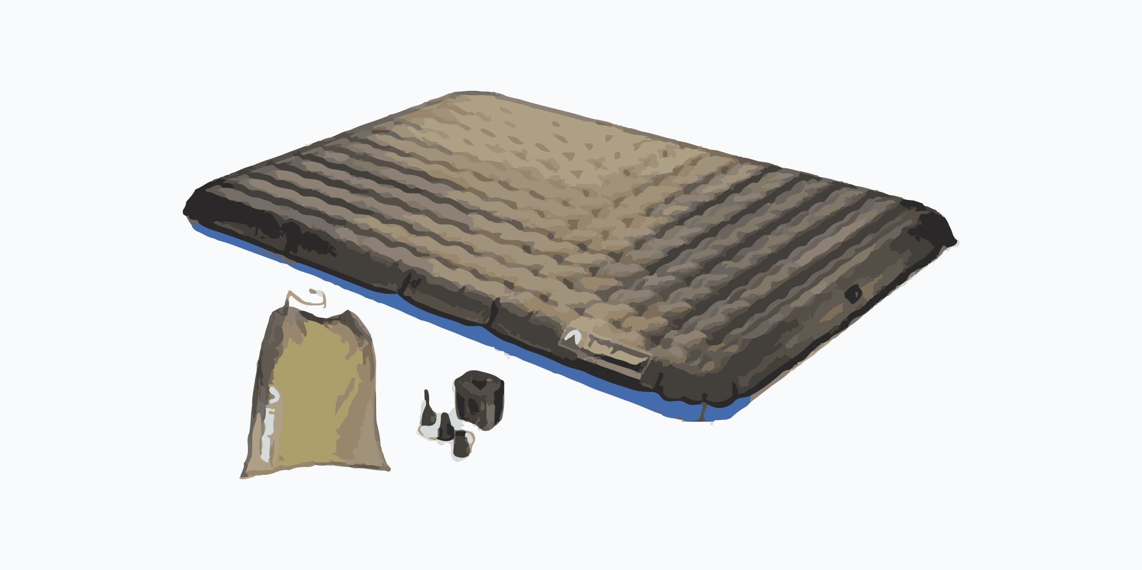 LightSpeed Outdoors Air Bed