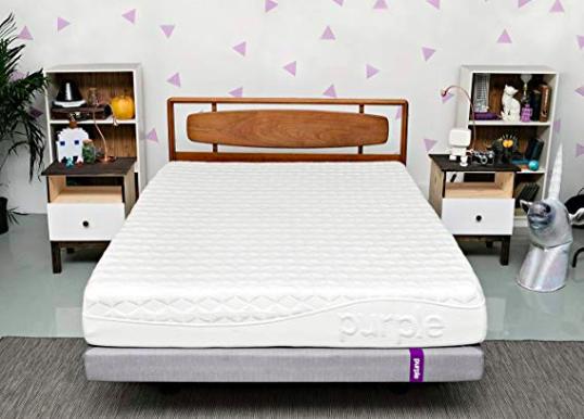 ikea mattress review: purple the bed mattress