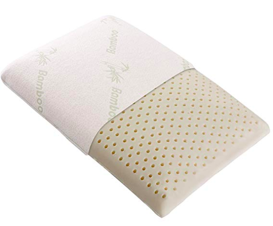Cheer Collection Natural Latex Pillow