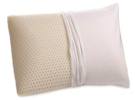 100% Natural Cool Talalay Latex Pillow by Spry