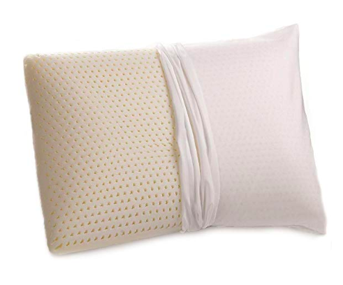 All Natural Latex Premium Talalay Pillow - Organic