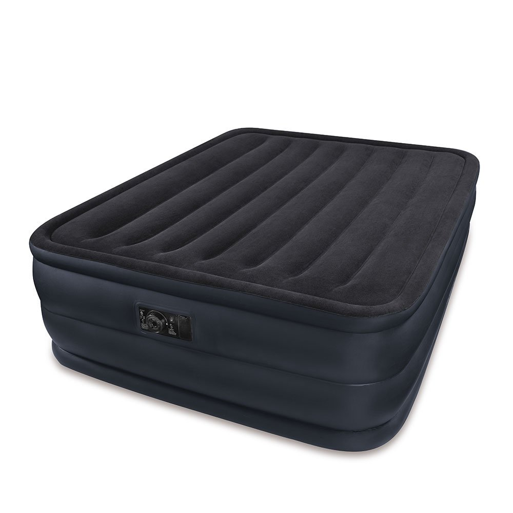 Intex Raised Downy Airbed with Built-in Pump