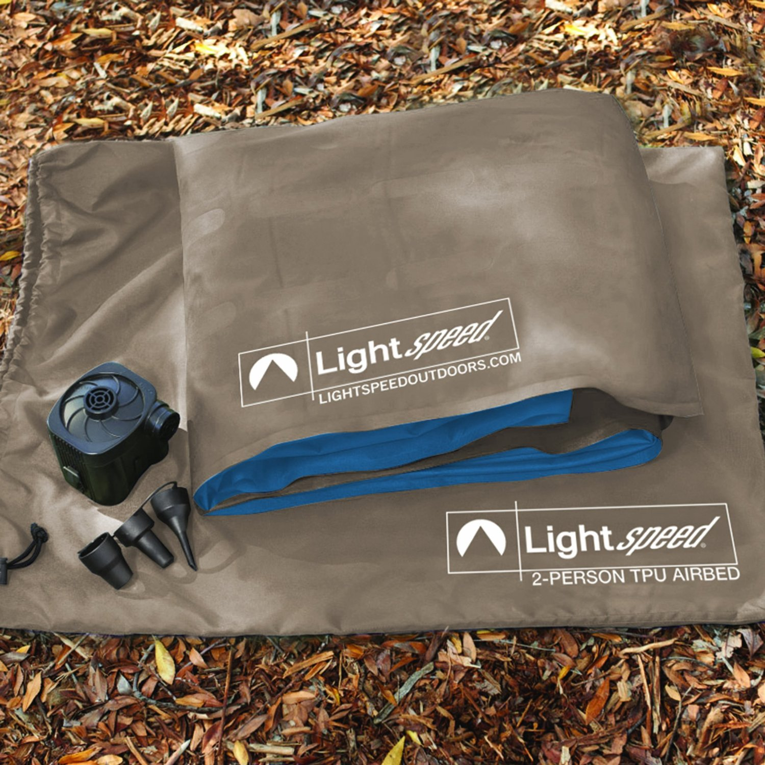 Lightspeed Outdoors Air Bed Battery Pump