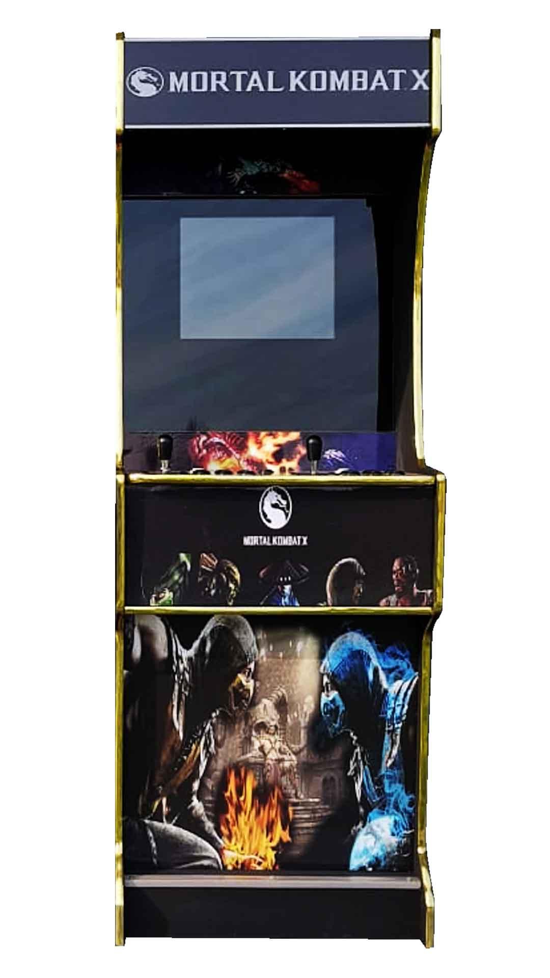Arcade Mortal Kombat