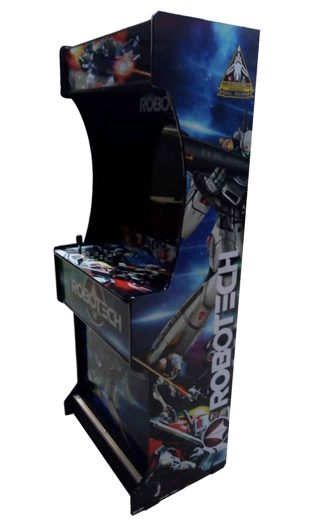 Arcade Robotech