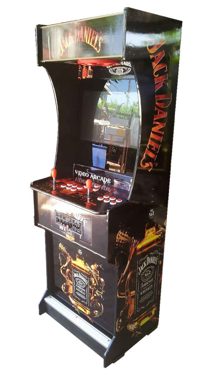 Arcade Jack Daniels