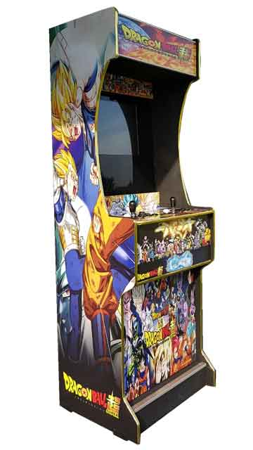 Arcade Dragon Ball