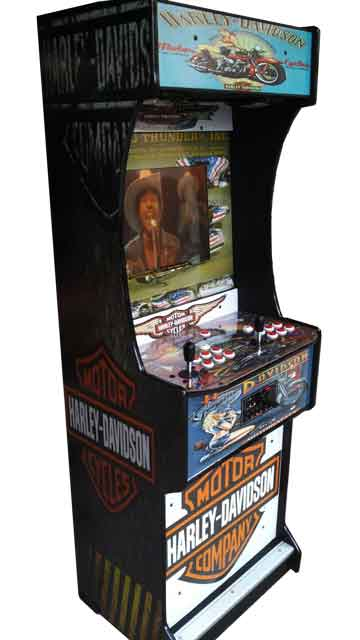 Arcade Harley Davidson