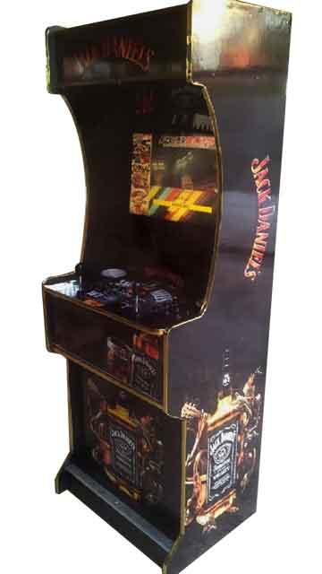 Arcade Jack Daniels 2