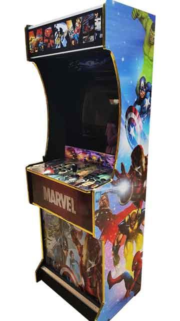 Arcade Marvel